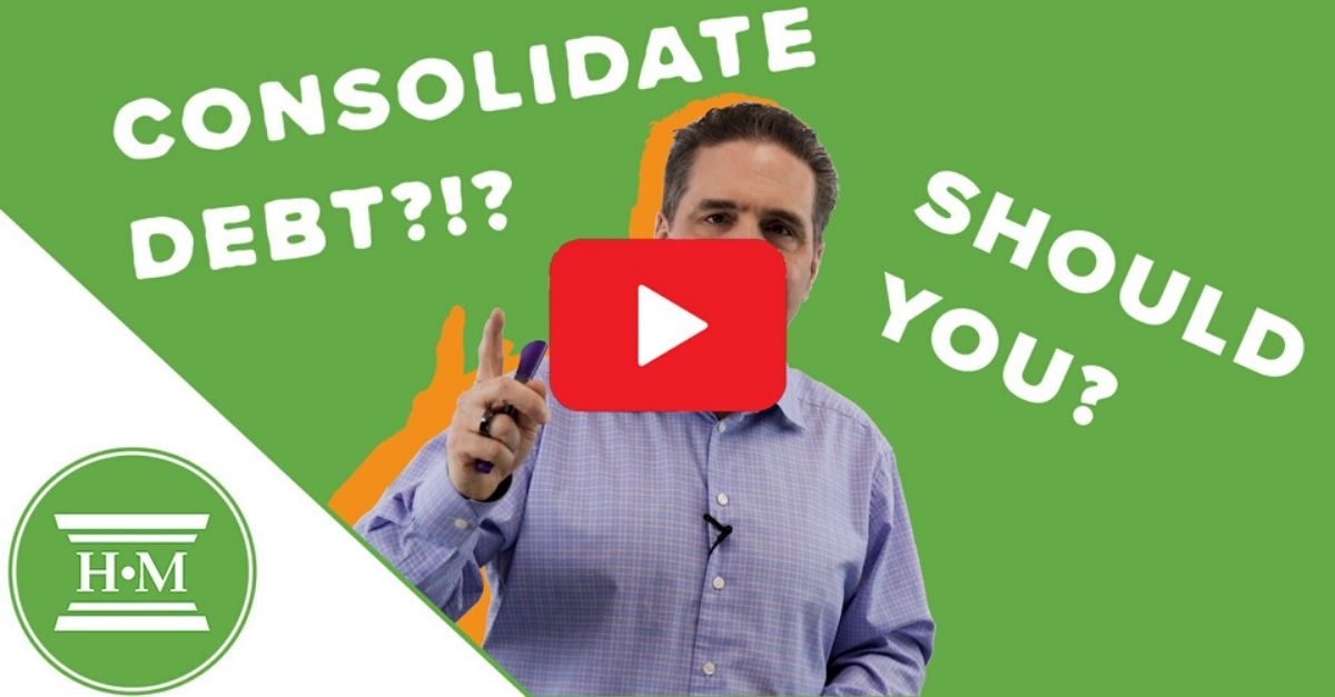 Should I Get A Debt Consolidation Loan? Pros and Cons