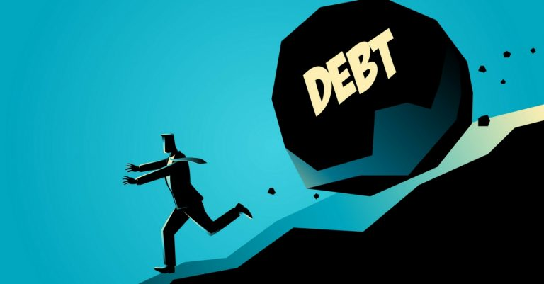 How Long Can You Run From Your Debt? And Should You?