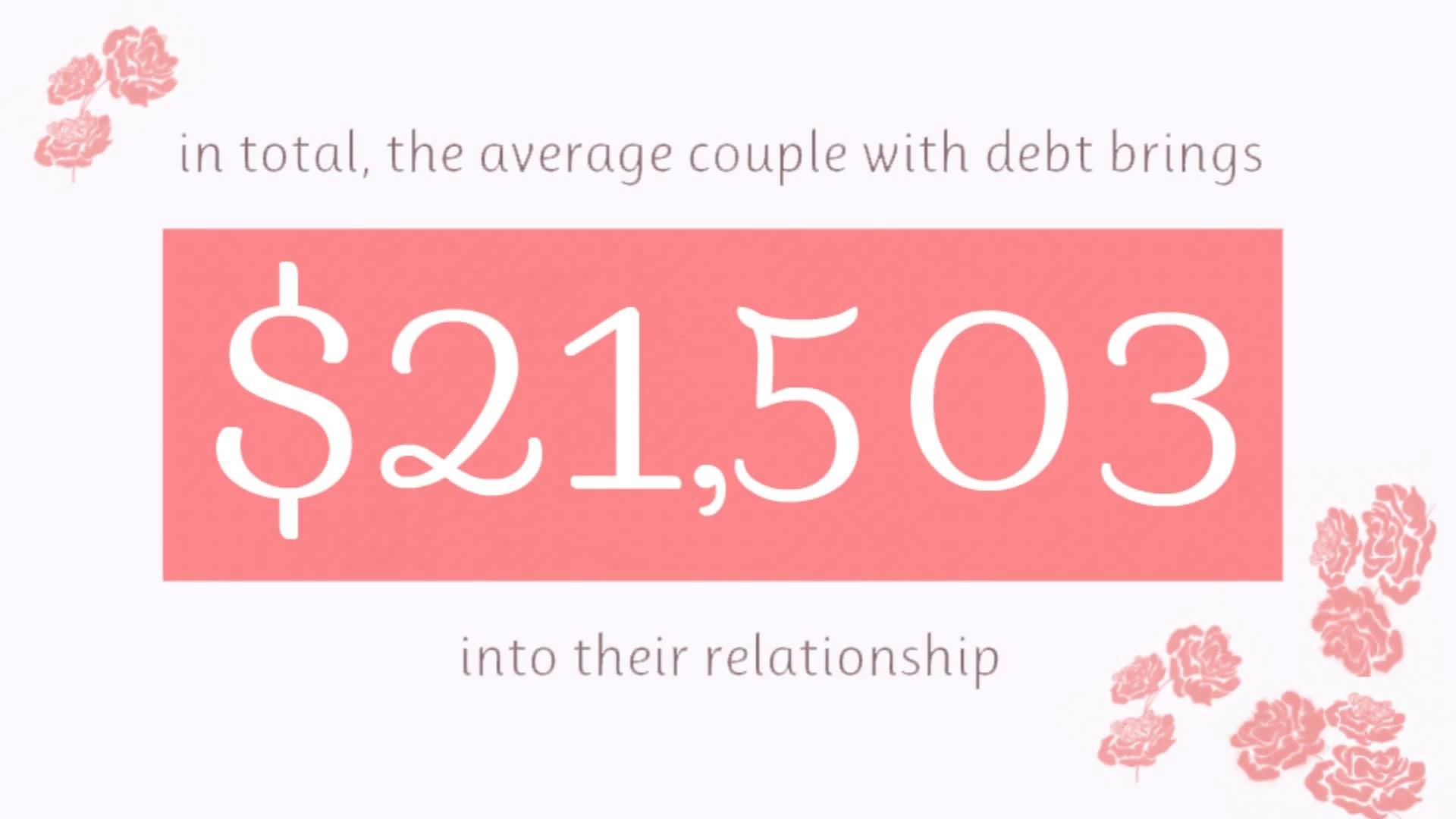 Love and Marriage: Starting Out In Debt