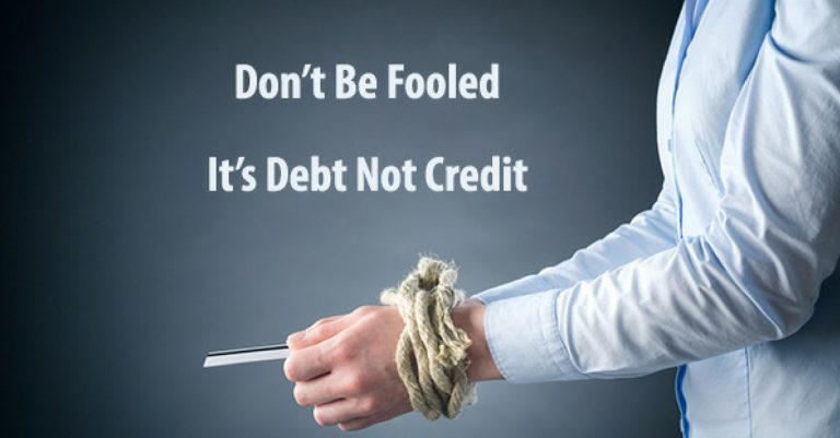 The Marketing Of Consumer Debt. Avoid The Traps.