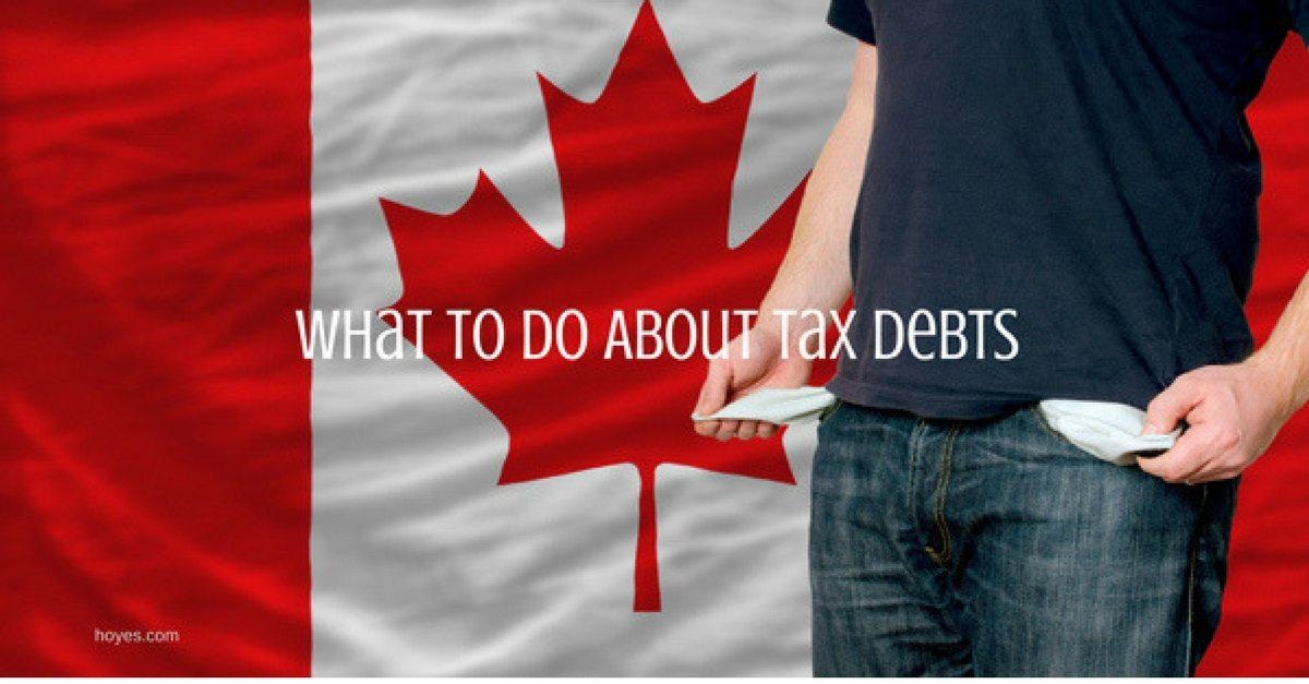 Tax Debt Settlement: What CRA Wants