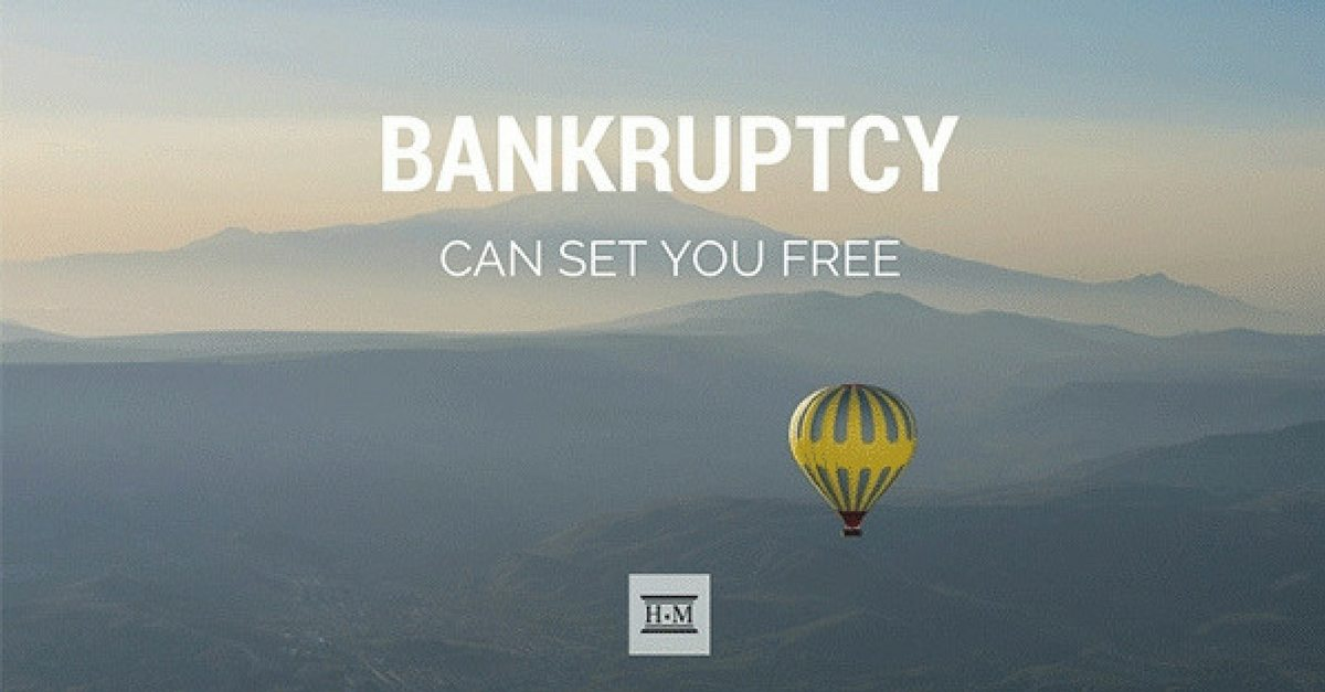 How To Deal with the Consequences of Declaring Personal Bankruptcy