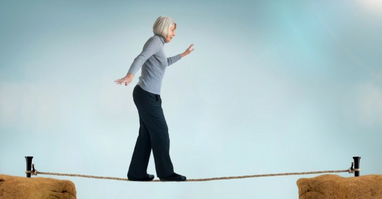 Seniors – A Small Group Carrying High Risk Debt
