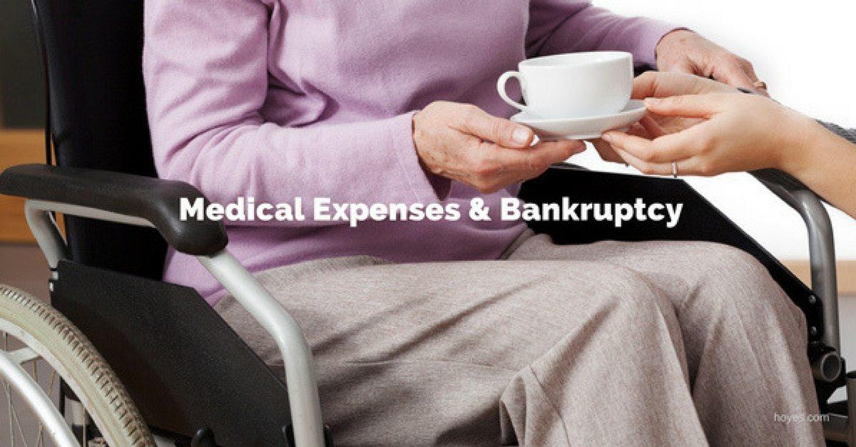Should I File Bankruptcy For Medical Expenses and Health Care Obligations