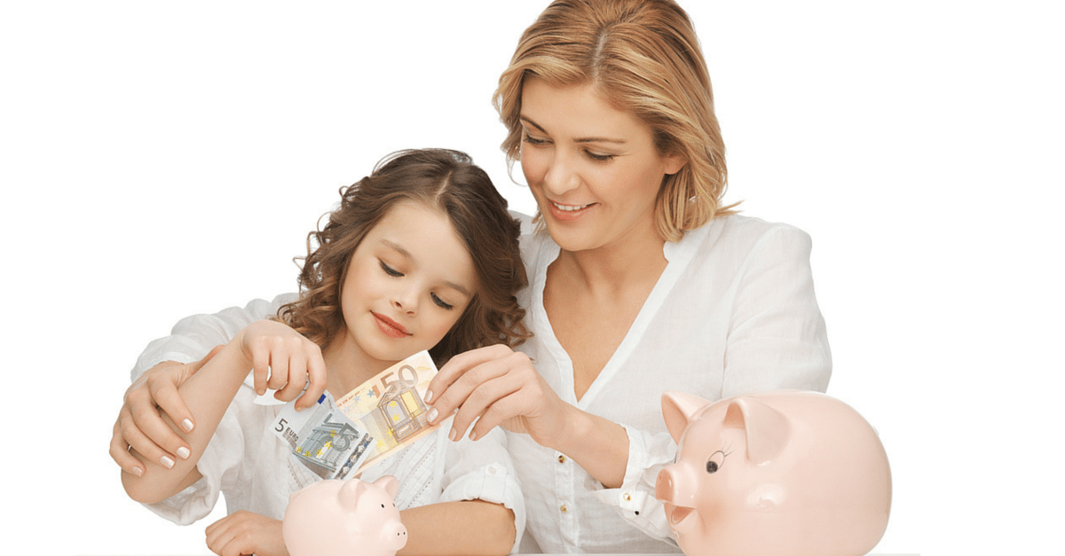 e340a3c0a726 The Importance Of Teaching Kids That Money Matters - Debt Free in 30