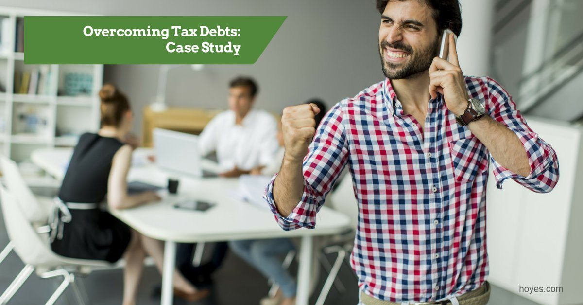 Overcoming Business Tax Debts: Case Study