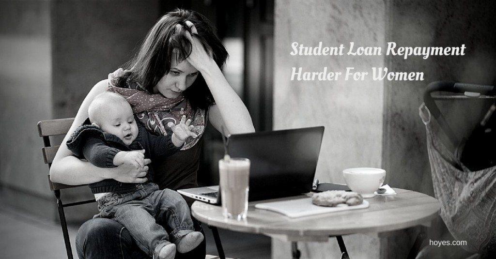 student loan debt women