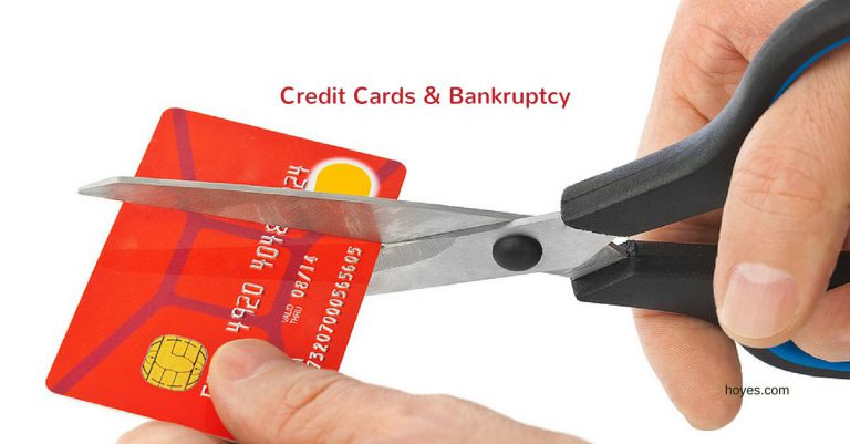 Do I Have To Surrender My Credit Card in Bankruptcy?