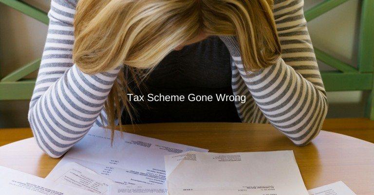 tax scheme CRA