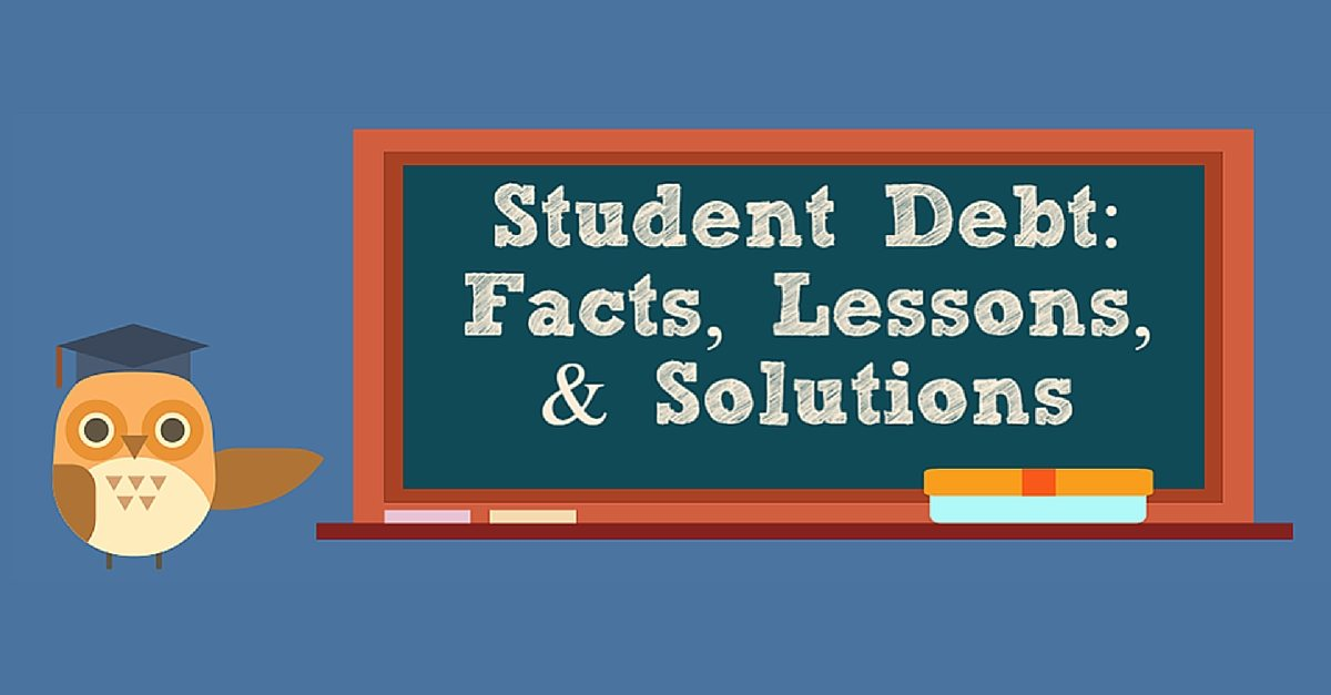 Student Debt: Facts, Lessons & Solutions