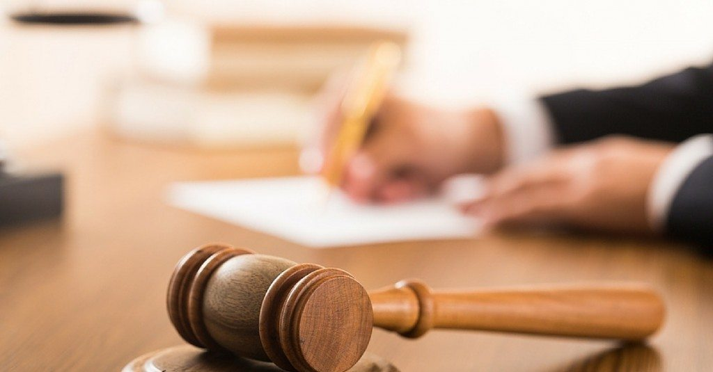 judgment and lawsuit stopped by bankruptcy act