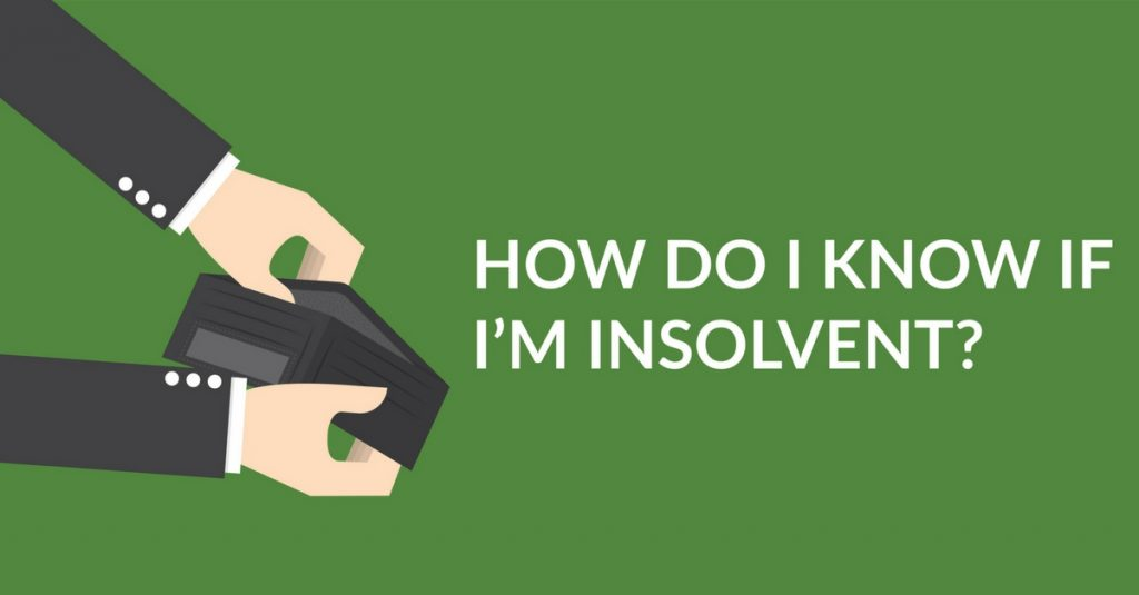 am-i-insolvent