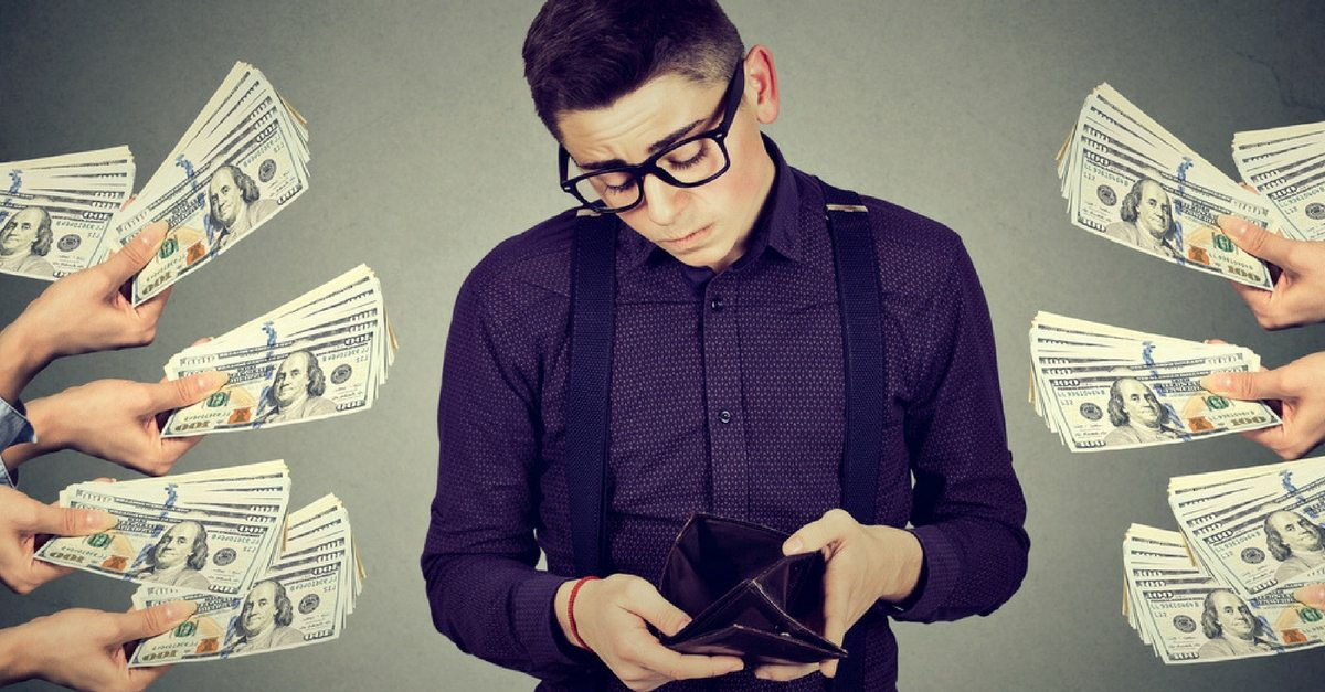 Millennials Heavy Payday Loan Users and It's Costing Them Bigtime