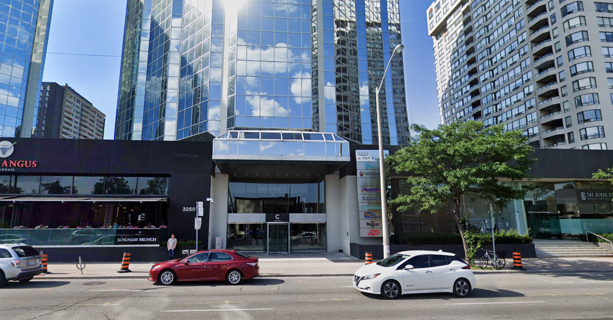 Toronto Etobicoke Licensed Insolvency Trustee location
