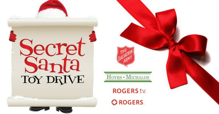 Hoyes Secret Santa Toy Drive