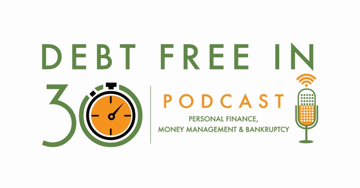 debt free in 30 podcast