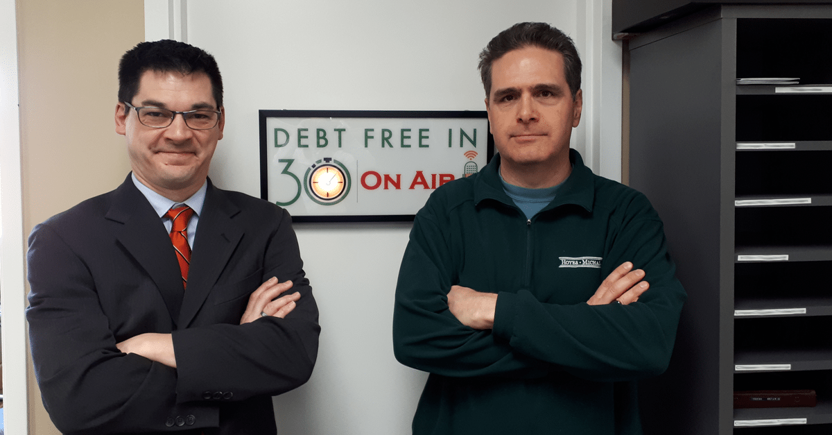 Talking Out Loud About Debt with Scott Terrio