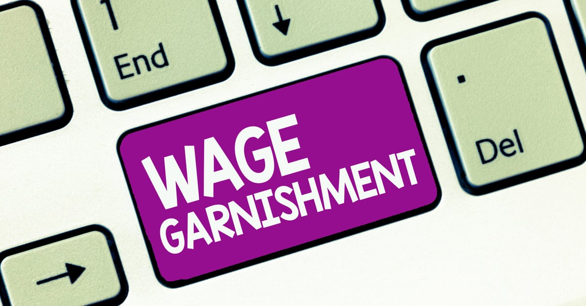 How to Stop a CRA Wage Garnishment