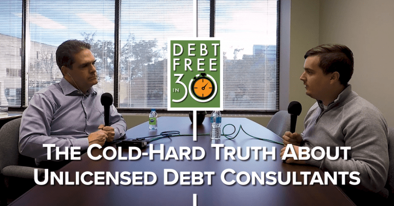 The Cold-Hard Truth About Debt Consultants