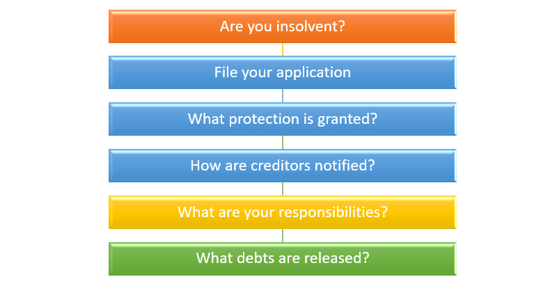 How Bankruptcy Works for Debtors and Creditors in Canada