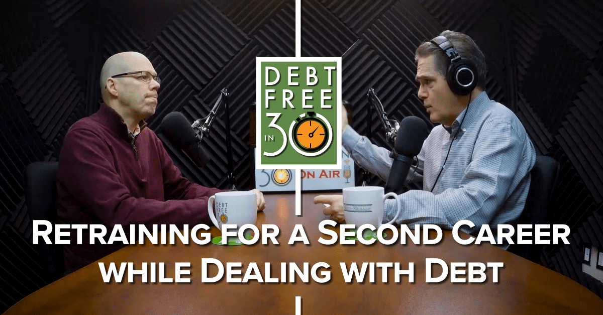 A Second Career While Dealing with Debt