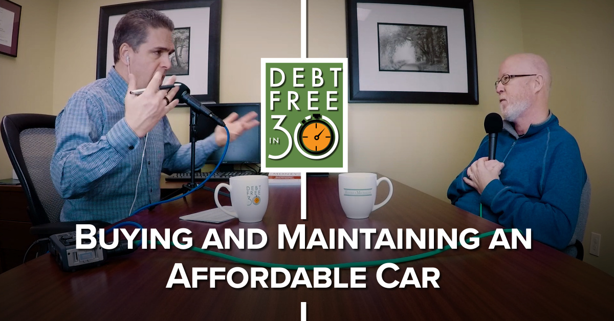 Buying and Maintaining an Affordable Car