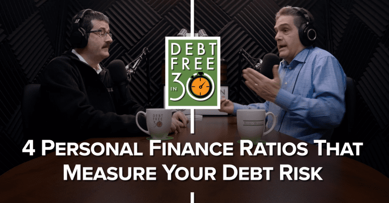 4 Personal Finance Ratios That Measure Your Debt Risk