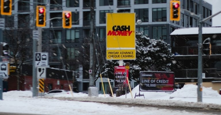 Can I File Bankruptcy for Payday Loans in Canada?