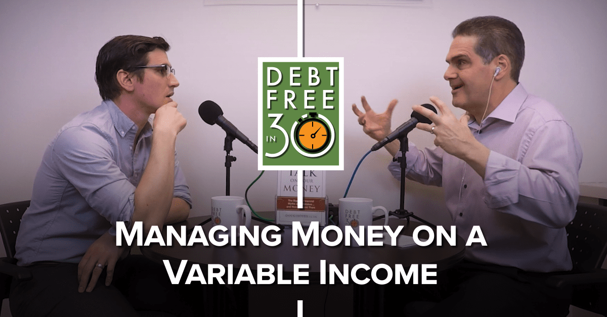 managing money on a variable income