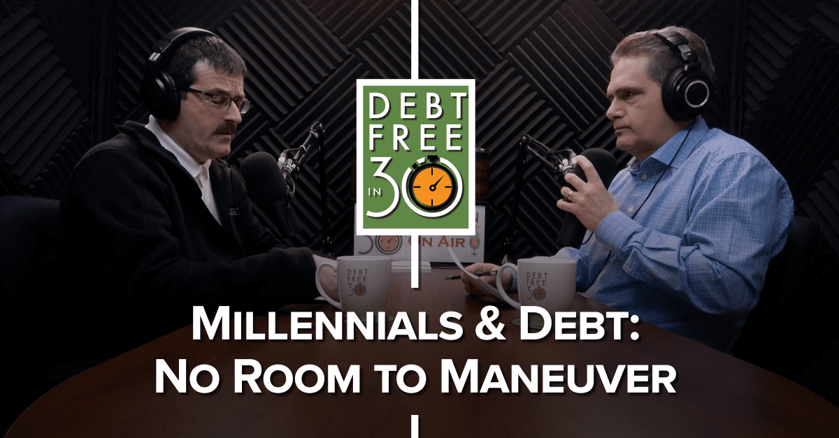 Millennials and Debt - No Room to Maneuver