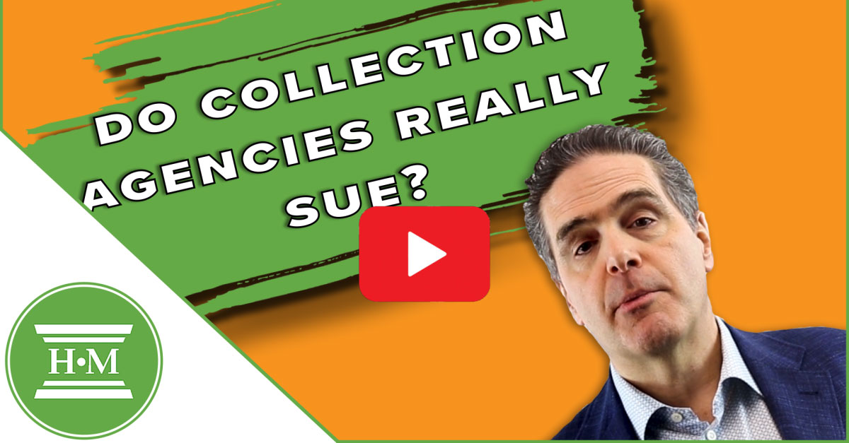 Can a collection agency sue you in canada video thumbnail