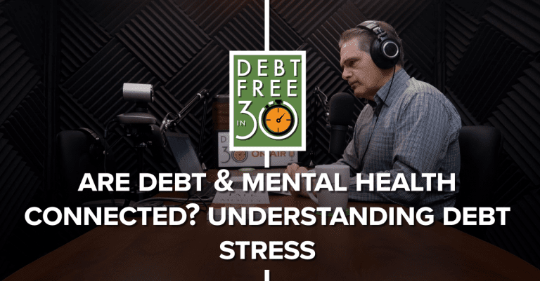 Are Debt and Mental Health Connected? Understanding Debt Stress.