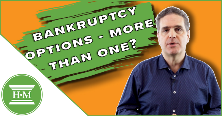 Bankruptcy Options in Canada