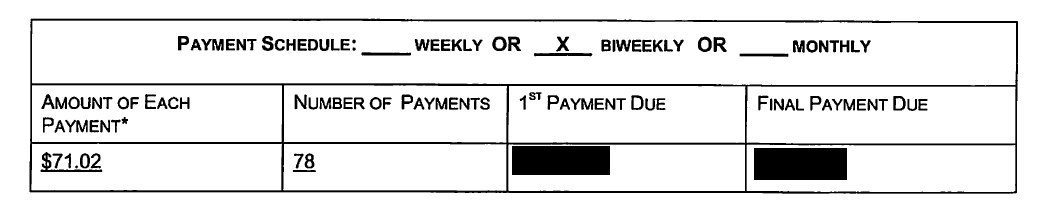 loan-away-payments
