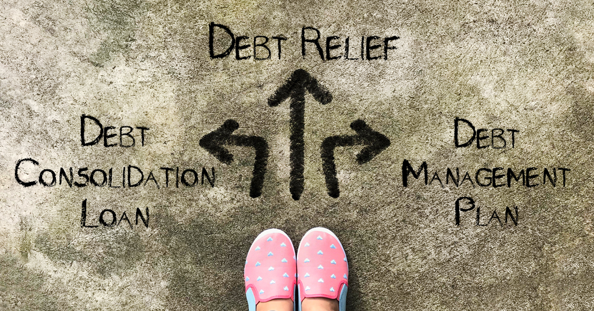 Debt Management Plan or Debt Consolidation Loan. Which Makes More Sense?