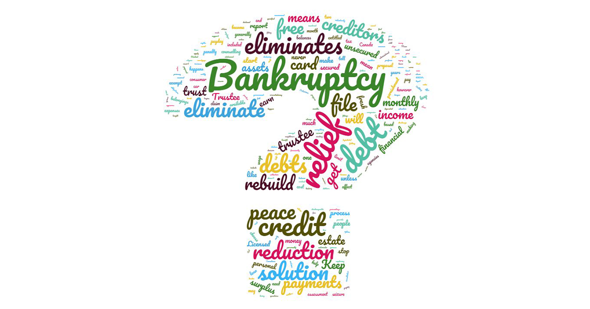 What Does Bankruptcy Mean For You?