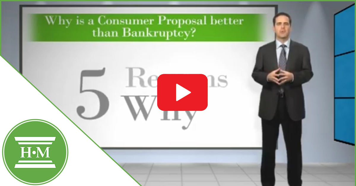 Reasons consumer proposal is better video play thumbnail