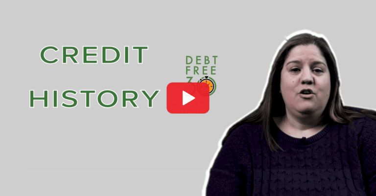 What is Meant by Credit History and How Do You Influence It?
