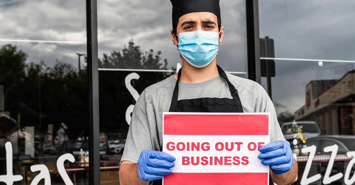 Should I File Personal Bankruptcy If My Business Closes?