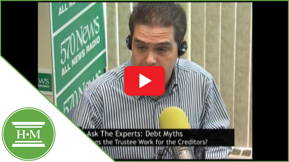 Bankruptcy trustees do they work for the creditors video thumbnail