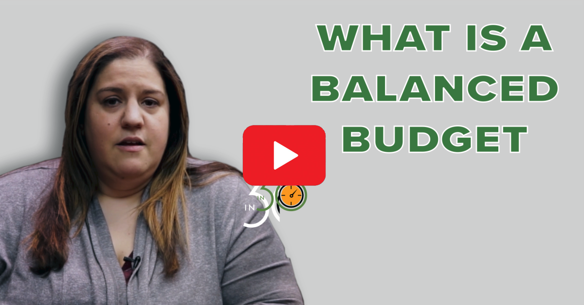 Top Tips to Help You Create Your First Budget